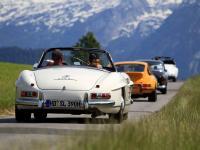 Gaisbergrennen 2016 Roadbook - Wertungsfahrt Abschnitt Adnet