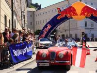 Gaisbergrennen 2016 Stadtgrandprix - Start-Ziel